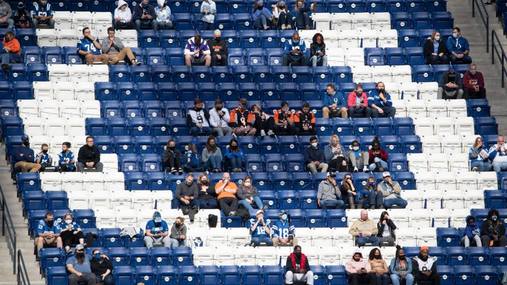 Every NFL team approves full capacity stadium in...