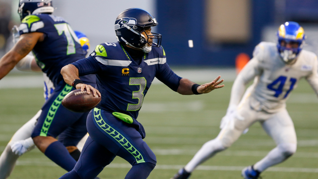 Seahawks QB Russell Wilson No. 10 in Touchdown...