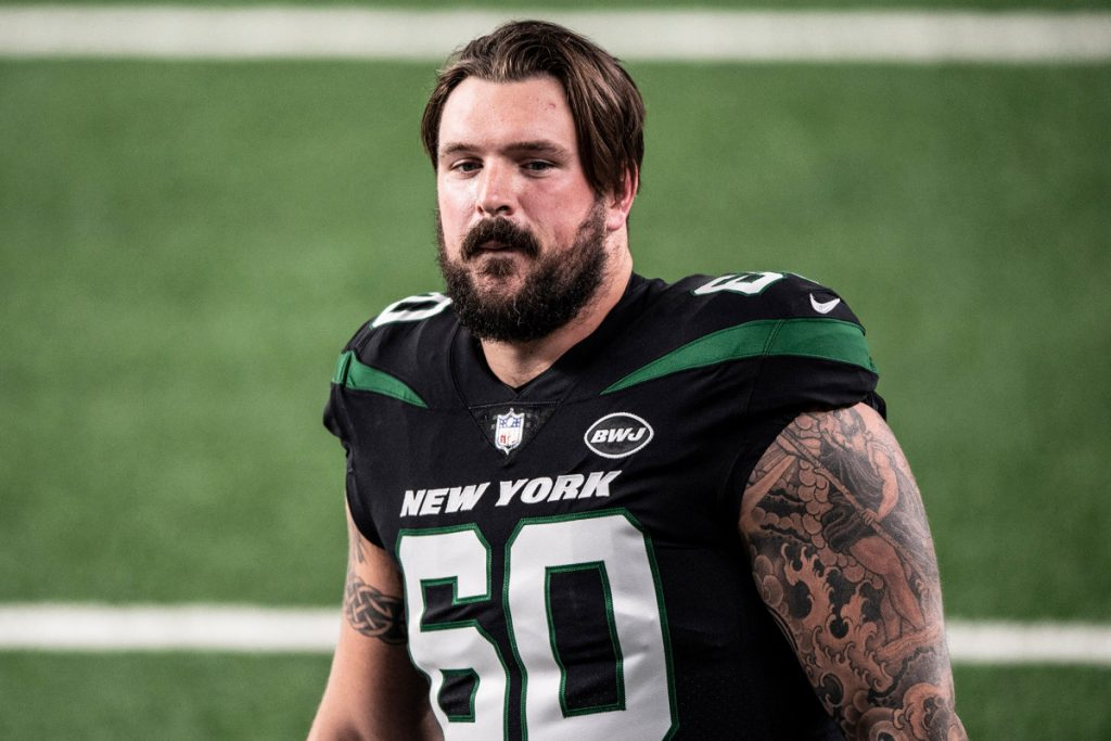 Jets hoping healthier Connor McGovern will be more...