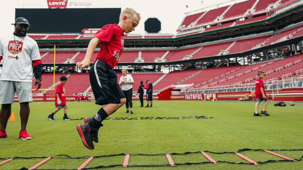 5 Drills to Improve on Your Footwork