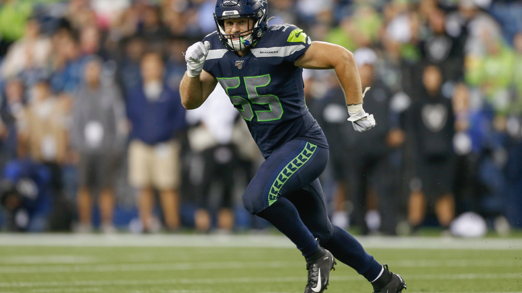 Seahawks Ben Burr-Kirven heads into 2021 with...