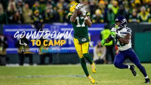 Davante Adams taking his place among the NFL's...