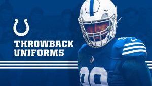 Colts announce 1956 throwback uniforms for Tampa...
