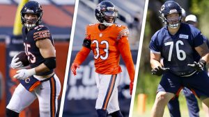 9 players to watch during Chicago Bears 2021...