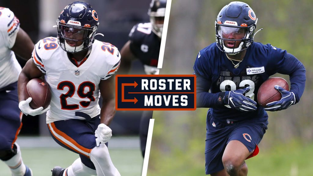 Tarik Cohen, Dazz Newsome placed on Physically...