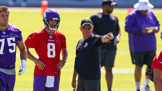Mike Zimmer: I'm frustrated by everyone who is...