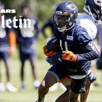 Chicago Bears announce 2021 training camp...