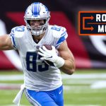 OFFICIAL: Chicago Bears sign TE Jesse James