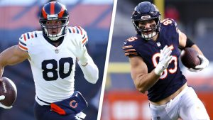 Chicago Bears 2021 tight ends preview: Jimmy...