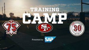 49ers Unveil Schedule for 2021 Training Camp...