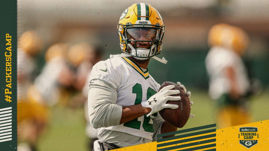 Back with Packers, Randall Cobb is 'here to win a...