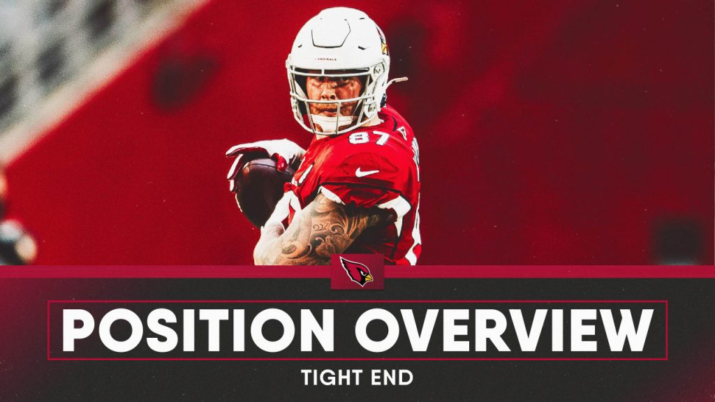 Cardinals Position Overview 2021: Tight End