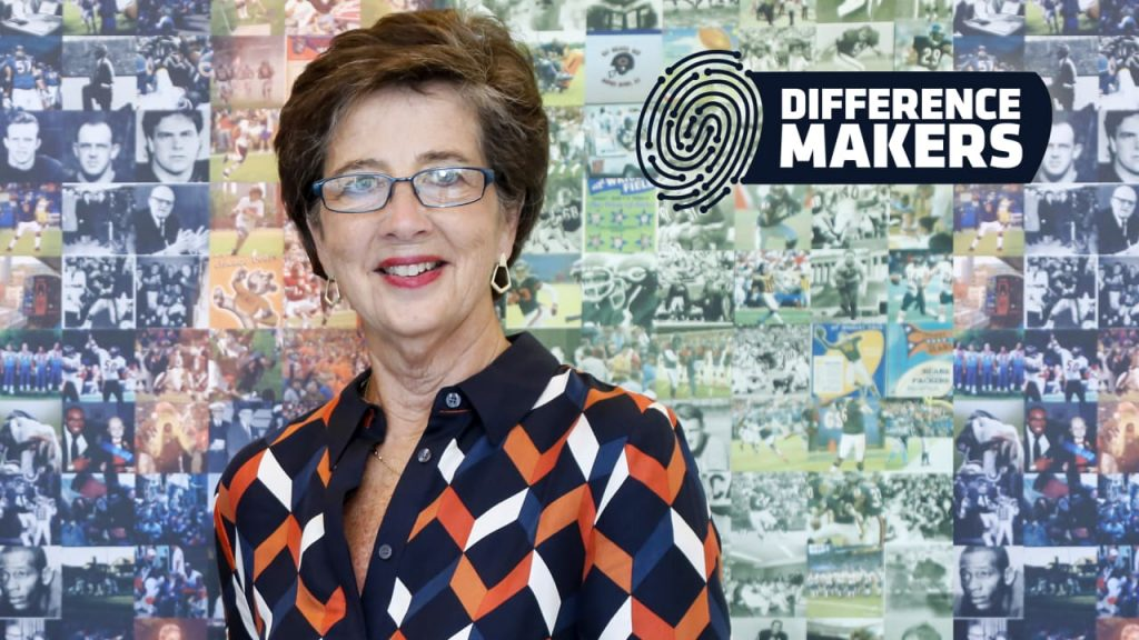 Bears Care director Marge Hamm driven to help...