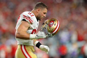 Nick Bosa's girlfriend called out for racially...