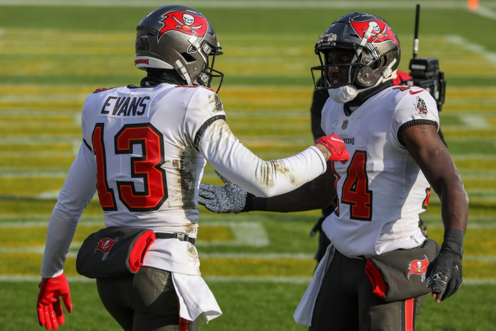 The 5 best wide receiver duos entering the 2021...