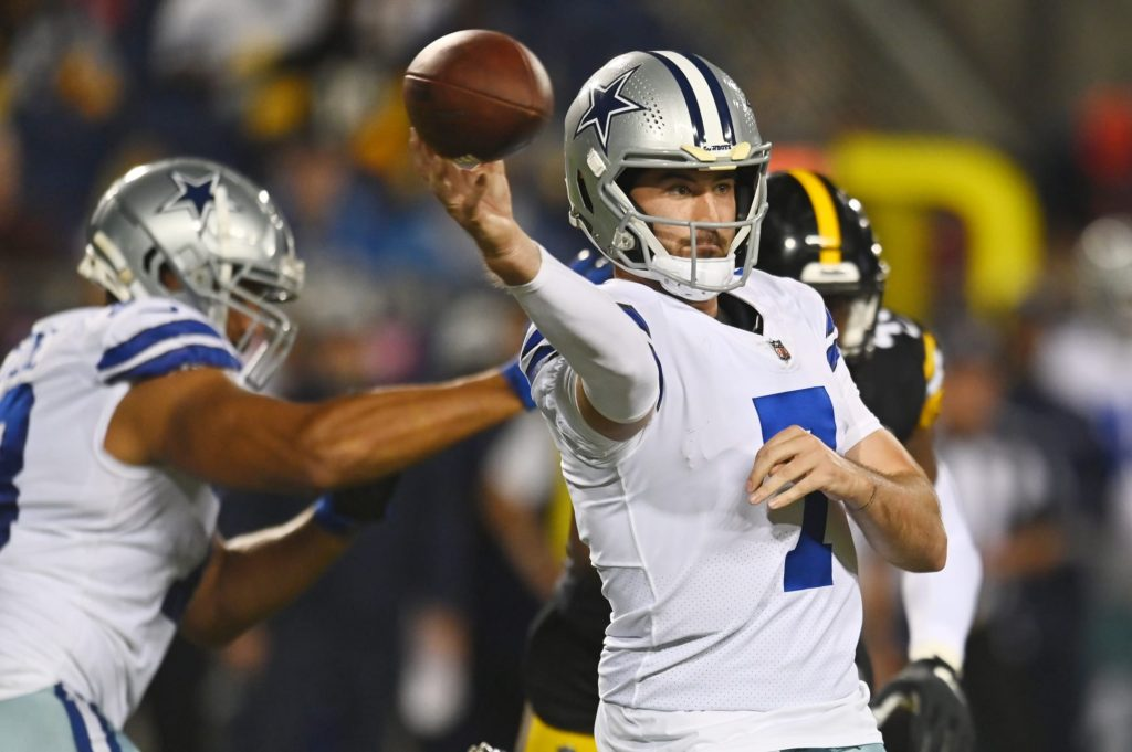Knee-Jerk reactions from the Dallas Cowboys first...