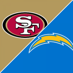 49ers vs. Chargers - Game Summary - August 22,...