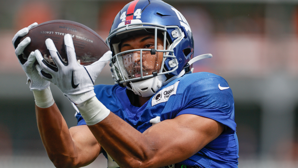Giants reduce roster down to 80 players