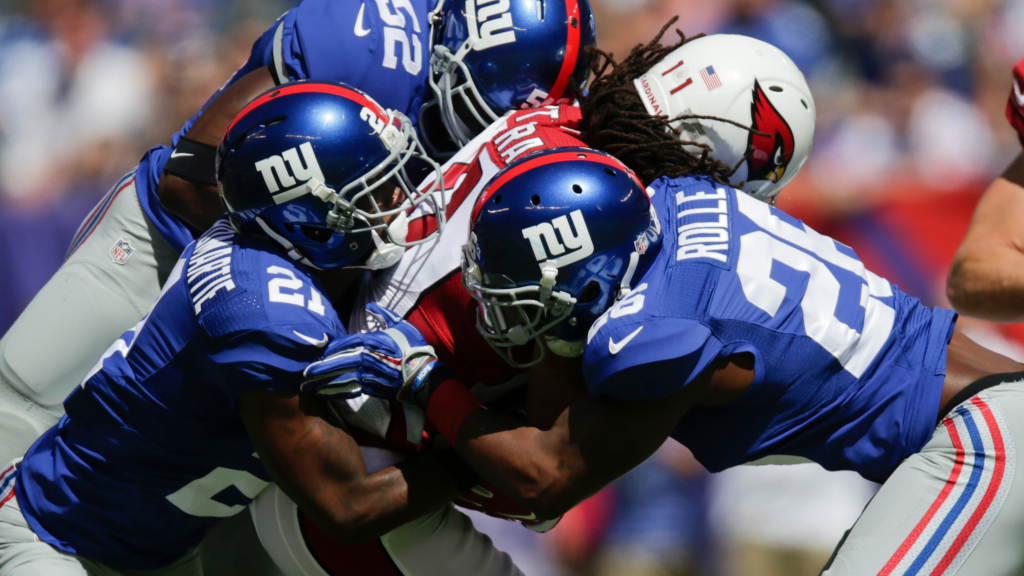 Antrel Rolle led me to sign with Giants