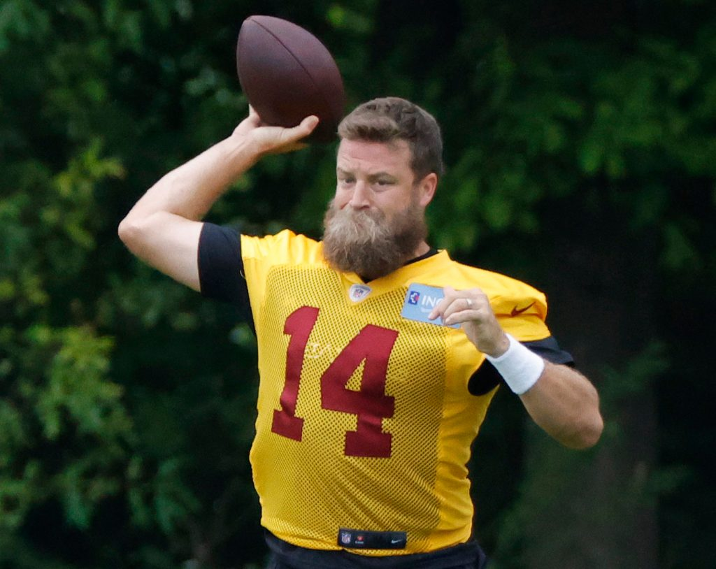 NFC East Over/Unders: Will a Little Fitzmagic...