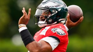 Takeaways from the Eagles joint practice session...