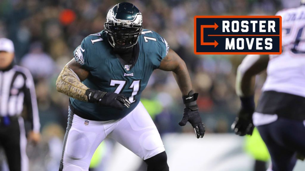 OFFICIAL: Jason Peters signs with Chicago Bears