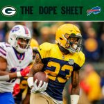 Packers go on the road to play the Bills
