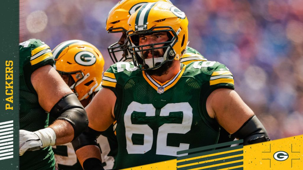 Lucas Patrick 'adds a nastiness' to Packers'...