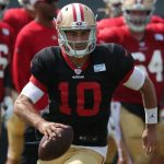 Jimmy G Gets Mobile, Raheem Mostert Flashes Speed...