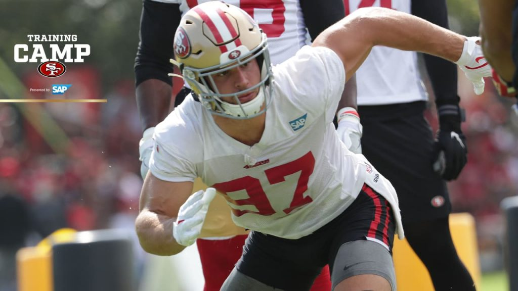 Nick Bosa to Be a Full Participant; Updates on...