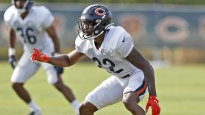 4 takeaways from first unofficial Bears depth...
