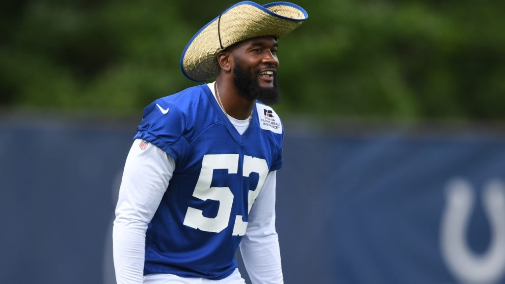 Darius Leonard's Contract Extension With Colts...