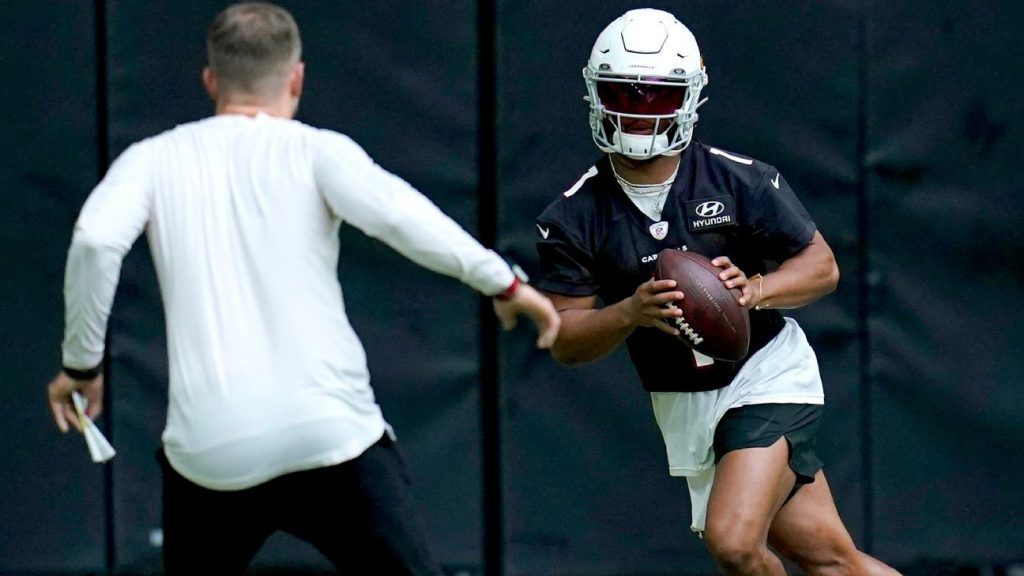 A more 'philosophical' Kyler Murray enters Year 3...
