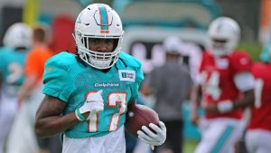 Miami Dolphins' Jaylen Waddle shows 'rare talent'...