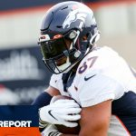 Starters Mike Purcell, Noah Fant miss Broncos'...