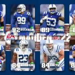 See Where The Colts Rank In Madden 22 NFL Player...