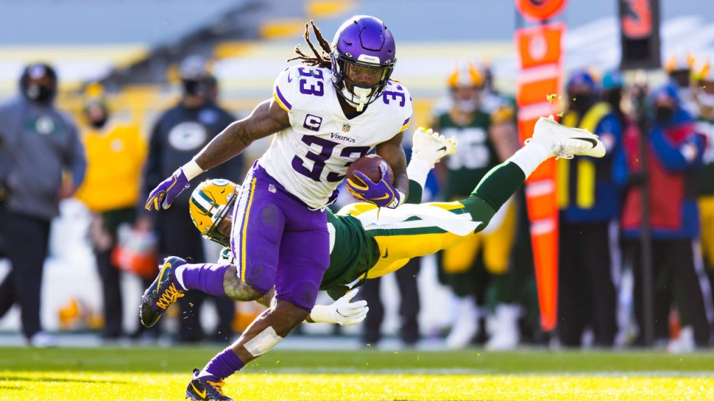 Dalvin Cook Ranked No. 20 on NFL's Top 100 List of...