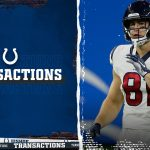 TE Kahale Warring Claimed Off Waivers From...