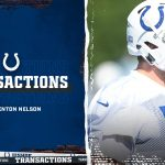 Colts Place Guard Quenton Nelson On...