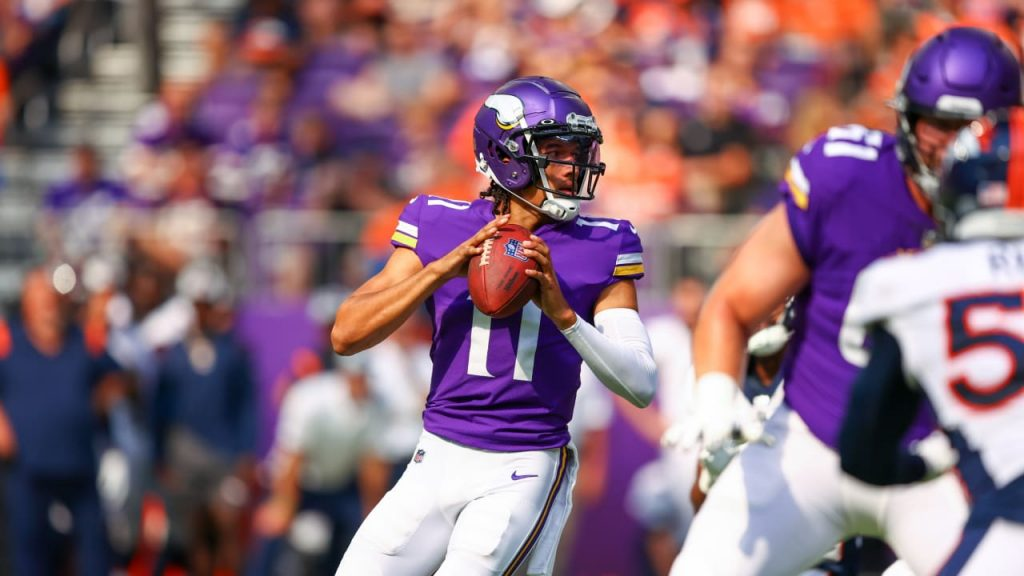 Vikings Stumble Out of Gate Against Broncos