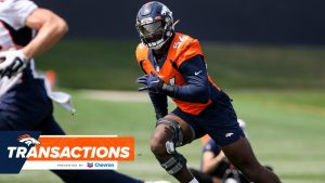 LB Baron Browning passes physical, removed from...