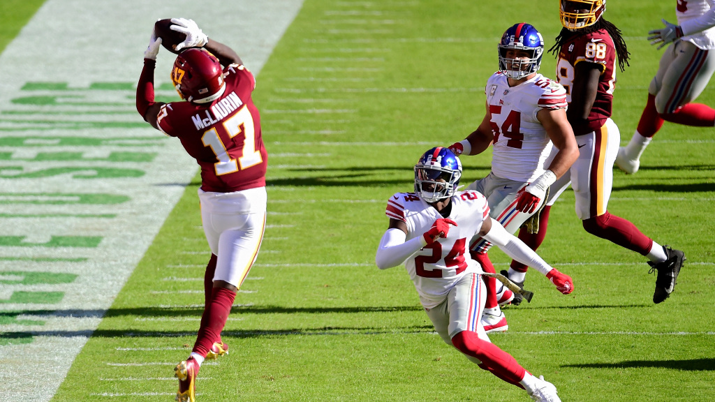 New York Giants open as 4.5-point road underdogs...