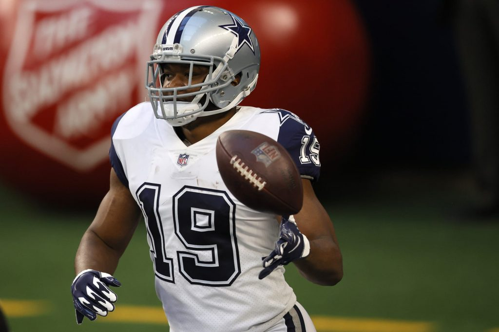 The latest on Amari Cooper's chances to play in...