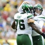 Jets O-lineman's comment on playing left tackle is...