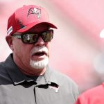 Bruce Arians had some tough words for Tom Brady