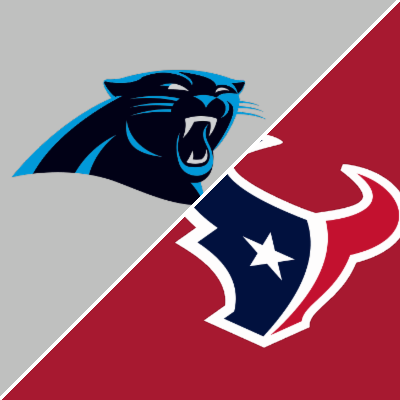 Panthers vs. Texans - Game Summary - September 23,...