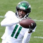 Denzel Mims could be odd man out as more Jets...