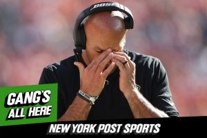Jets Offense Lifeless in Another Blowout feat....