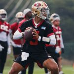 49ers to Lean on Trey Lance, Rookies as Eagles...