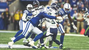 The Colts' defense made some serious adjustments...